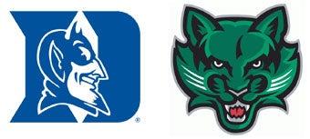 NCAA First Round: (2) Duke vs. (15) Binghamton
