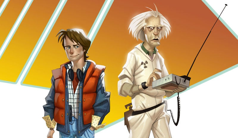New Back to the Future Games Nab Original Film Talent