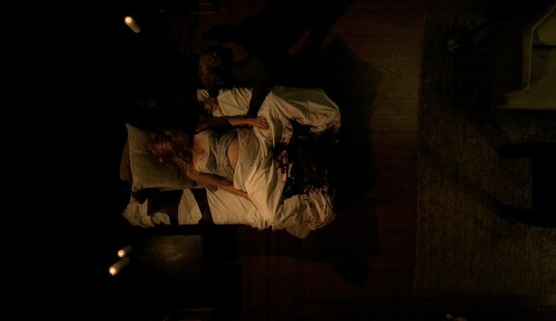American Horror Story sprays the audience with its unholy afterbirth