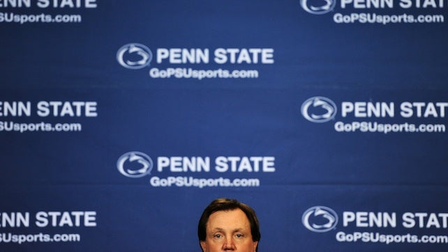 Penn State Football Press Conferences Are No Longer Brought To You By Sherwin-Williams