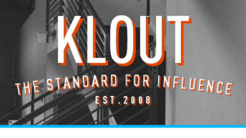 Professor Vows to Grade Students Based on Their Klout Scores, Which Sucks