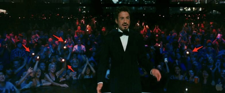 Spoiler Filled Stills From Iron Man 2: What's Happening To ...