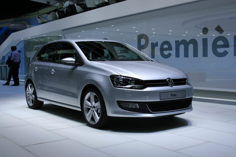 2010 VW Polo: Popping Out To Say Hello