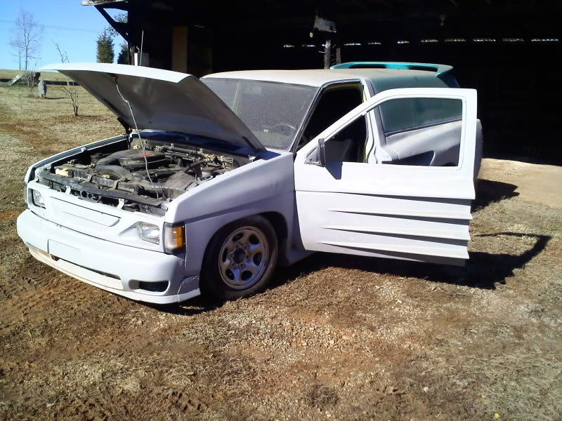 For $3,300, what the truck?