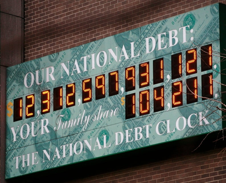 It'll Take More Than Crushing Debt to Stop Us From Going Into More Debt