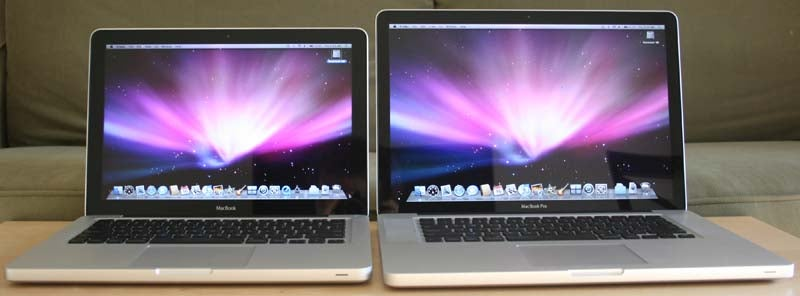 MacBook and MacBook Pro Dual Review
