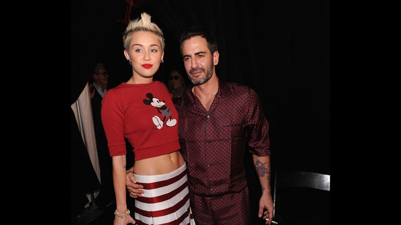 Miley Cyrus, Mickey Mouse, and Marc Jacobs' Cigarette