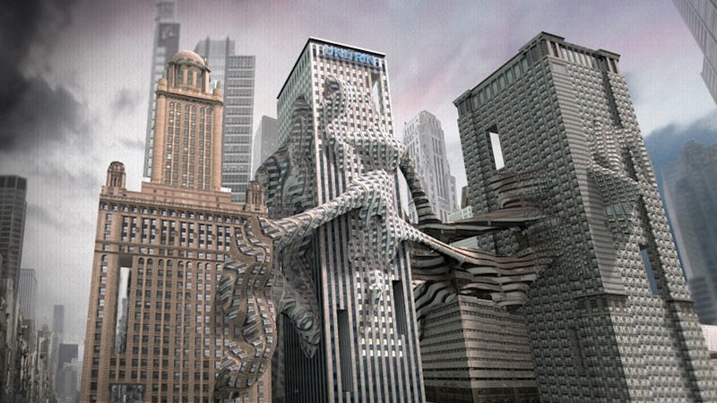 Here are Seven Incredibly Bizarre Skyscraper Plans for Your Future City