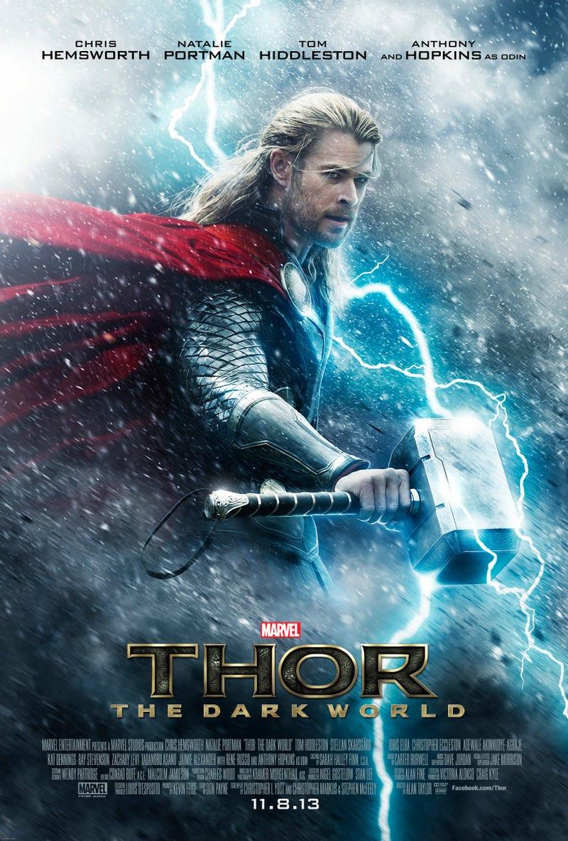 Thor: The Dark World Spoiler-Free Review