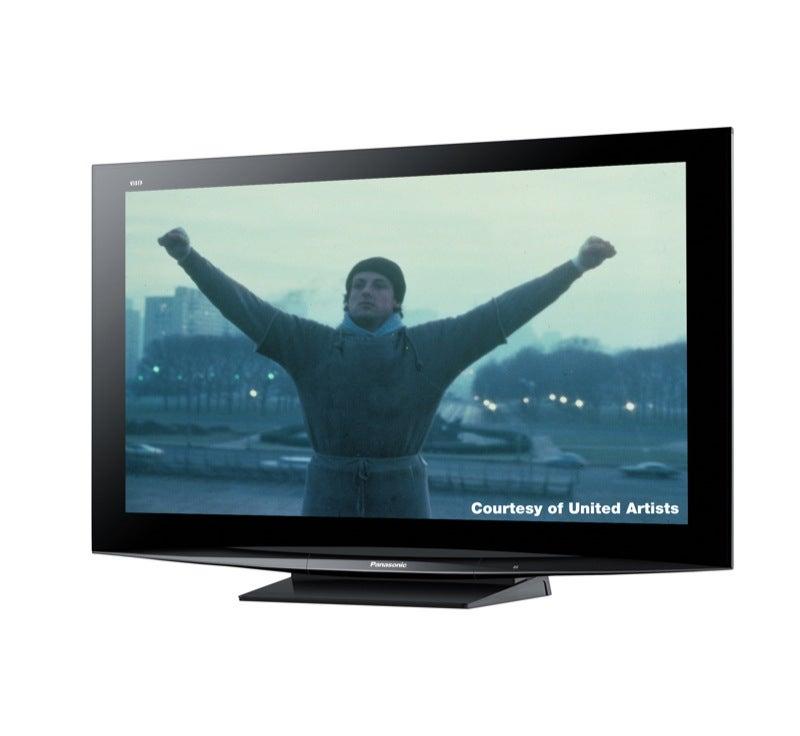 Panasonic Prices 2008 Flagship PZ850 Plasma HDTV Line, Demos Viera Cast IPTV