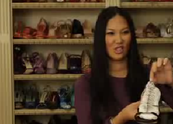 "Inside Kimora Lee Simmons's Diamond-Filled ""Satellite"" Closet"