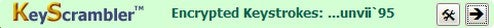 KeyScrambler Encrypts Browser Keystrokes