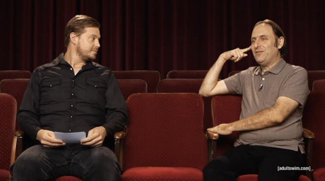 Tim Heidecker and Gregg Turkington Return With New Season of On Cinema