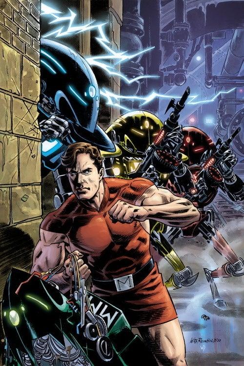 Exclusive: First look at Dark Horse's Magnus, Robot Fighter