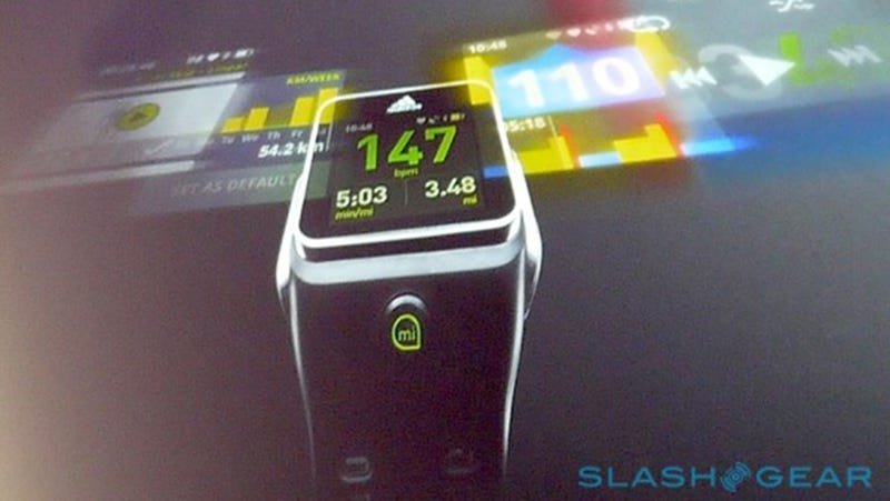 Adidas Is Peddling a $400 Smartwatch To Make You Run Better