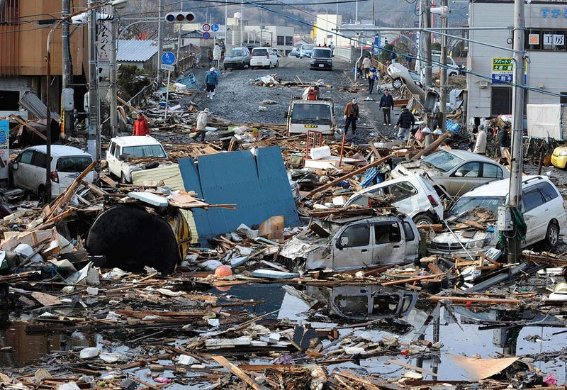 Disaster in Japan: New Photos