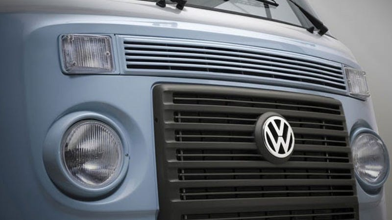 Old-School VW Microbus Will Finally End Production This Year
