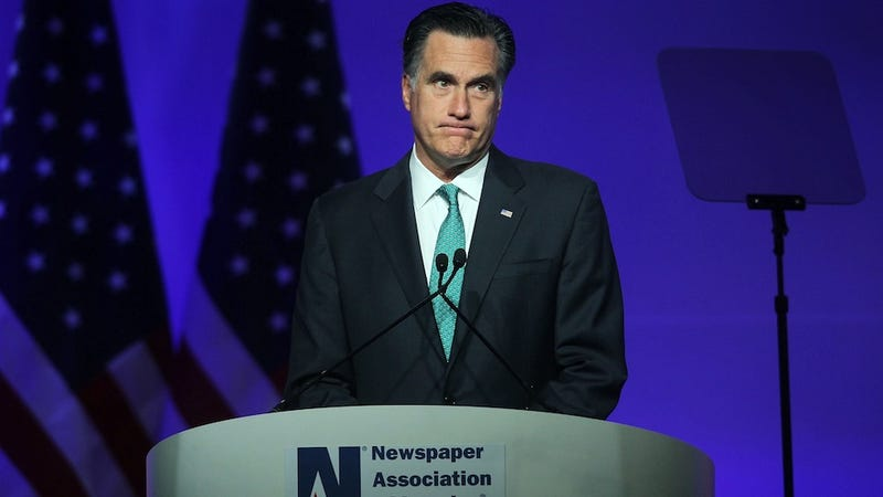 Mitt Romney to Deliver Commencement Address at America's Nuttiest College