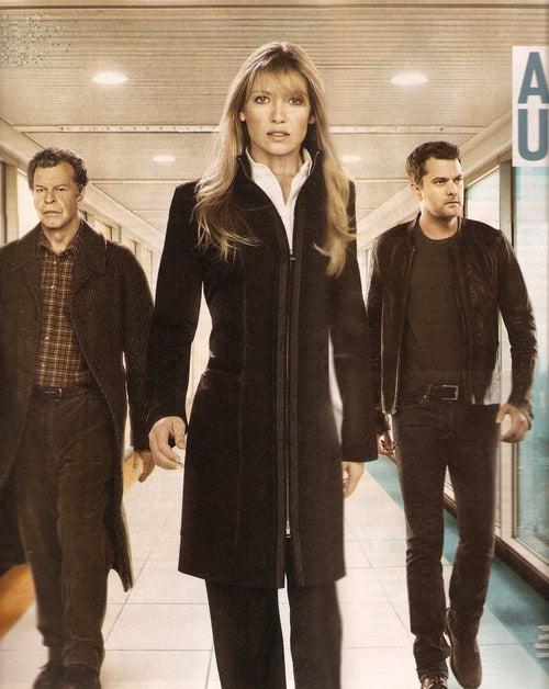 Fringe TV Guide scans