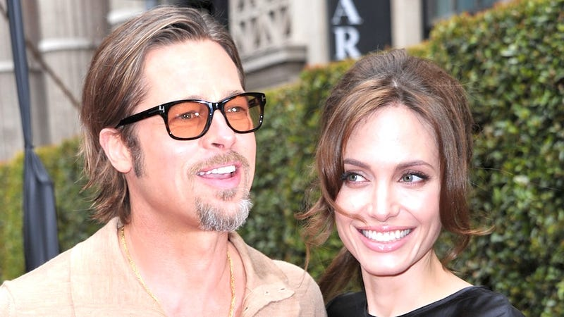 Brad Pitt and Angelina Jolie Don't Know How to Use Amazon.com