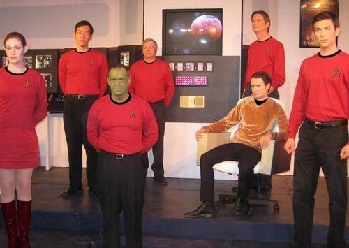 U.S.S. Pinafore is the very model of a modern Star Trek-Gilbert & Sullivan mash-up!
