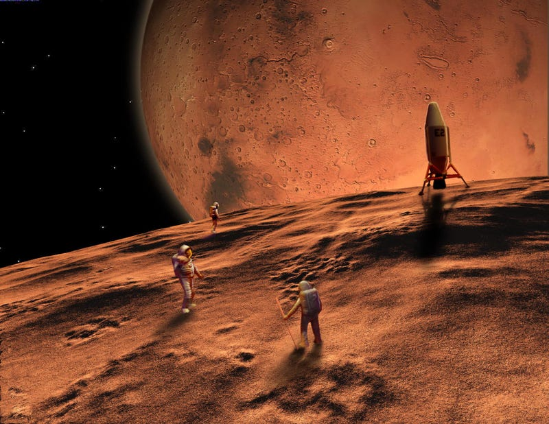 The Moons of Mars may be the first place we find extraterrestrial life