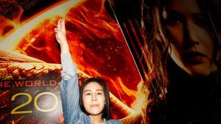 Bangkok Won't Show <em>Mockingjay</em> After Protestors Use Katniss' Salute