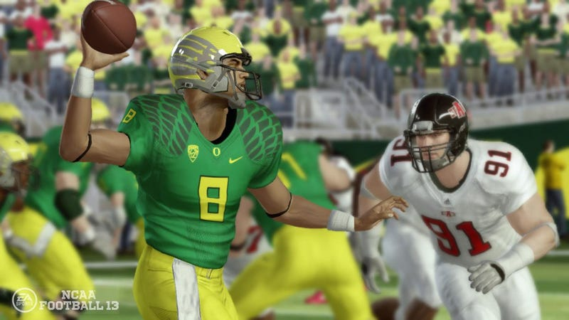 New Getups Now Available for Free in NCAA 13