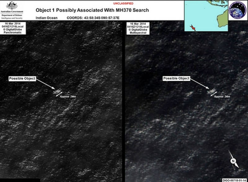 Australia May Have Found the Missing Malaysia Airlines Flight