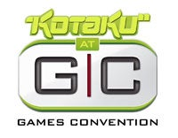 Games Convention 2008 - The Adventure Begins