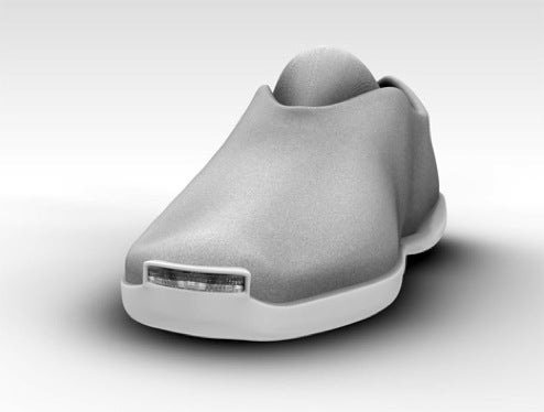 Pioneer Sneakers Light Your Way With Built-In Headlights