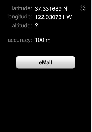 iPhone Apps We Like: Here I Am Location Sender