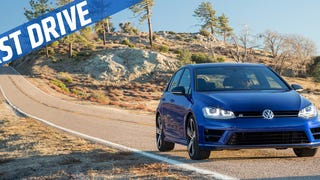The 2015 Volkswagen Golf R Is Proof VW Doesn't Really Hate Us