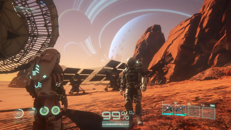 Space Sim Osiris: New Dawn Is Messy But Shows Promise
