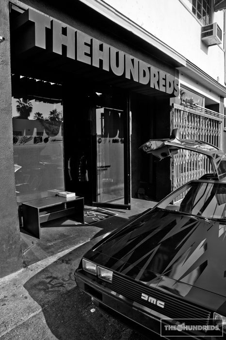 The Hundreds DeLorean