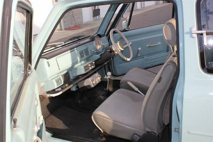 Could A Grey Market 1989 Nissan Pao Be Worth $5,899?