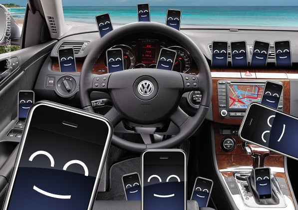 Volkswagen/Apple iCar On Hold, Upper Middle Class Weep