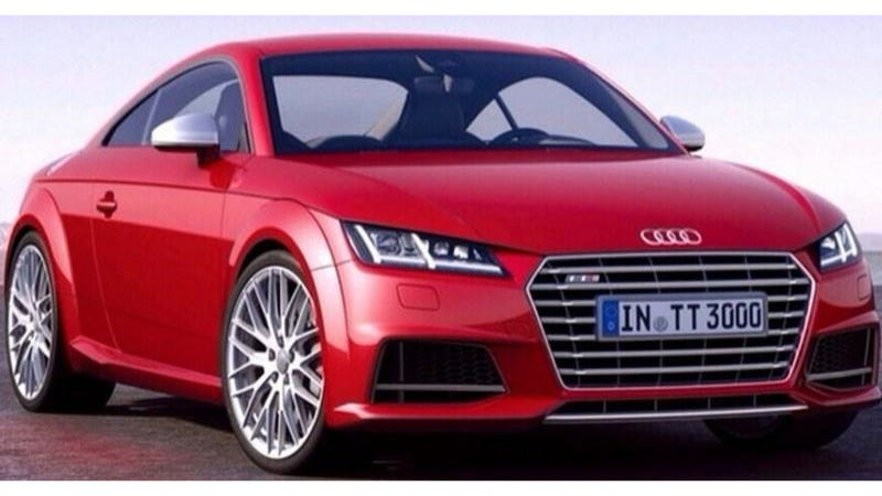 2015 Audi TT: This Is More Of It