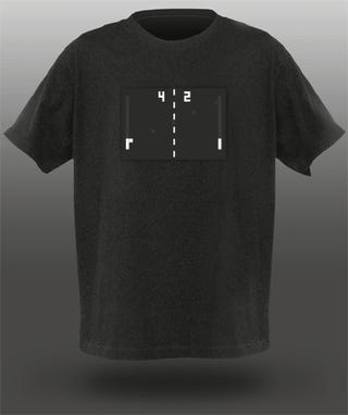 Animated Atari Pong T-Shirt