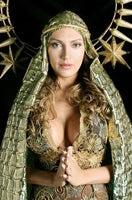 Catholic Church Condemns Sexy Virgin Mary