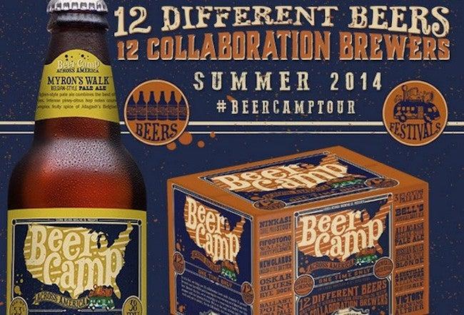 Sierra Nevada's Beer Camp 12-Pack, Ranked