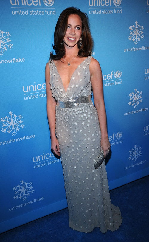 Did Everyone Look Amazing At UNICEF's Snowflake Ball?