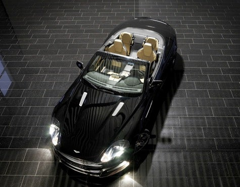 Aston Martin DB9 Tuned By Mansory: Gorgeous or Gauche?