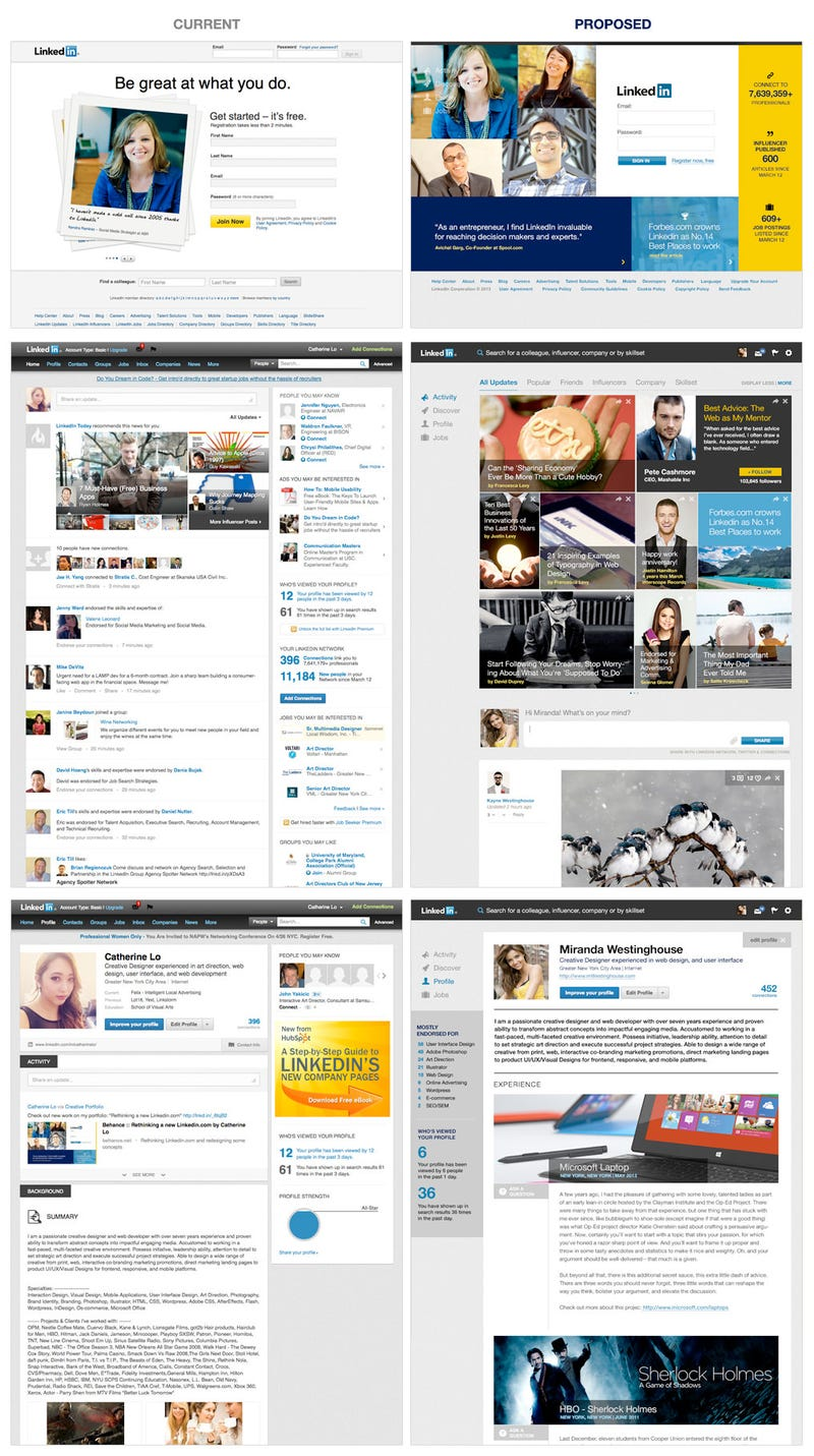 Even LinkedIn Can Be Beautiful