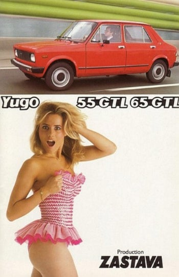 Why The Yugo Isn't Just A Punchline
