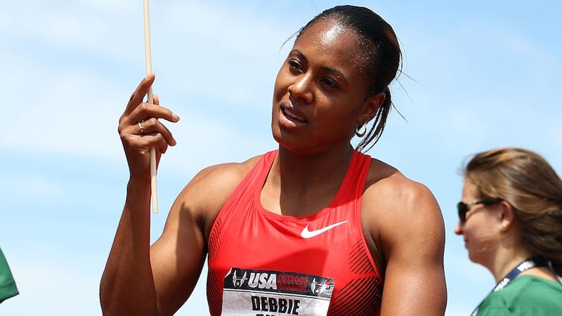 Olympic Sprinter Tests Positive for Steroids, Quits Team