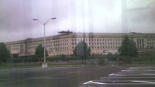FBI Arrests Man For Plotting Remote-Controlled Aerial Attack on Capitol, Pentagon