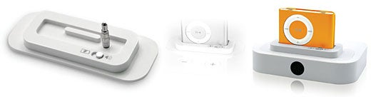 Griffin Dock Adapter for iPod Shuffle: Whippersnapper Runs with the Big Dogs