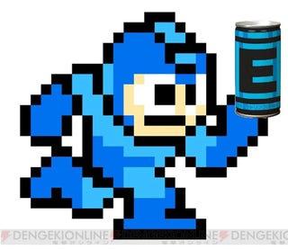 Mega-Man Energy Canned