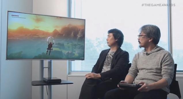 Nintendo's Creators Show Off Next Year's Massive, New Wii U Zelda
